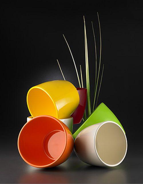 dekorativna keramička saksija